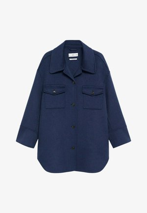 PASTILLA - Button-down blouse - bleu marine