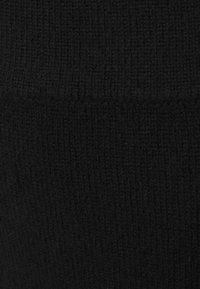 FTC Cashmere - SKIRT - A-line skirt - moonless night - 2
