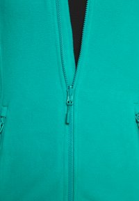 The North Face - WOMENS GLACIER FULL ZIP - Fleecejakke - jaiden green - 5