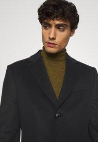 Tommy Hilfiger Tailored - BLEND COAT - Klassinen takki - black - 5