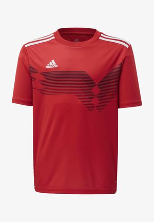CAMPEON 19 JERSEY - T-shirt imprimé - red