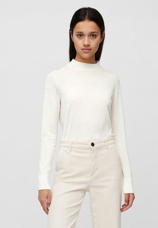 Bluza - paper white
