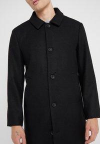 Bruuns Bazaar - ASLAN COAT - Mantel - black - 5