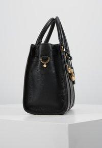 MICHAEL Michael Kors - NOUVEAU HAMILTON SATCHEL - Handbag - black - 3