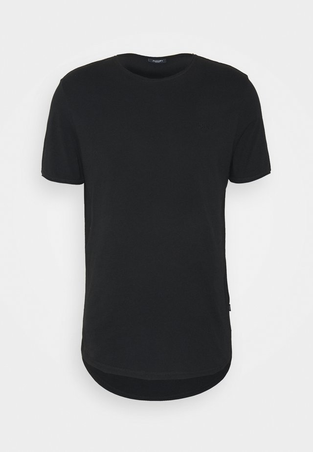 CLARK - T-shirt basic - black