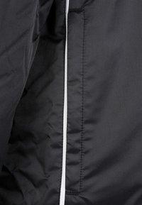 adidas Performance - CORE 18 STADIUM FILLED - Waterproof jacket - black/white - 3