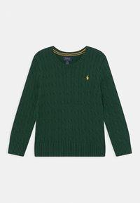 Polo Ralph Lauren - CABLE  - Trui - college green - 0