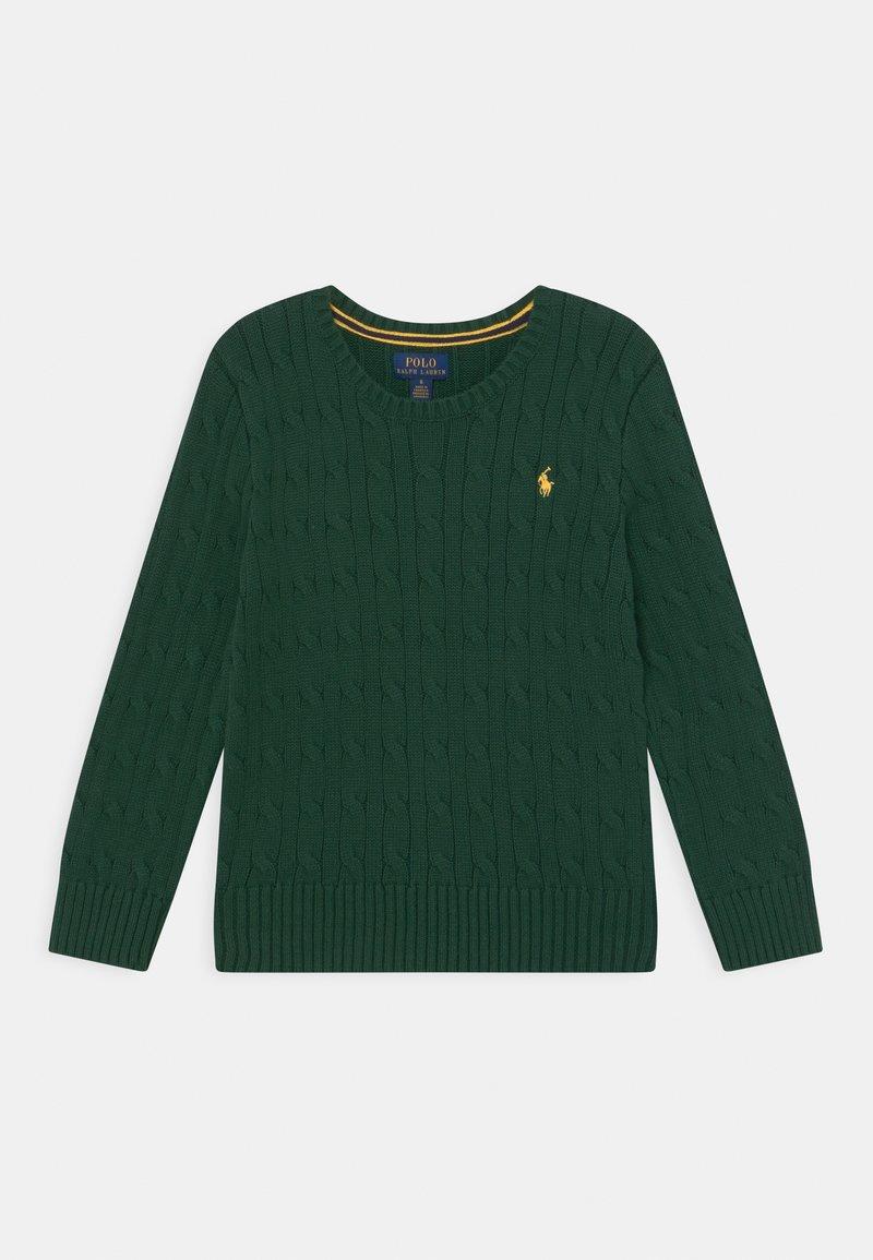 Polo Ralph Lauren - CABLE  - Trui - college green
