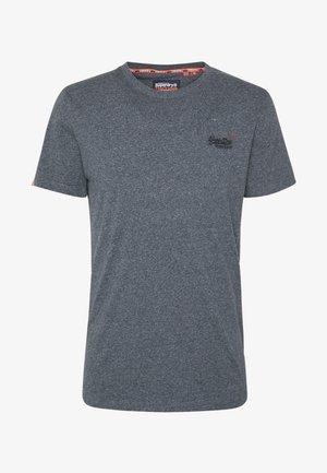 VINTAGE CREW - Basic T-shirt - blue grindle