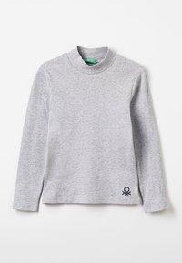Benetton - Langarmshirt - mottled light grey - 0
