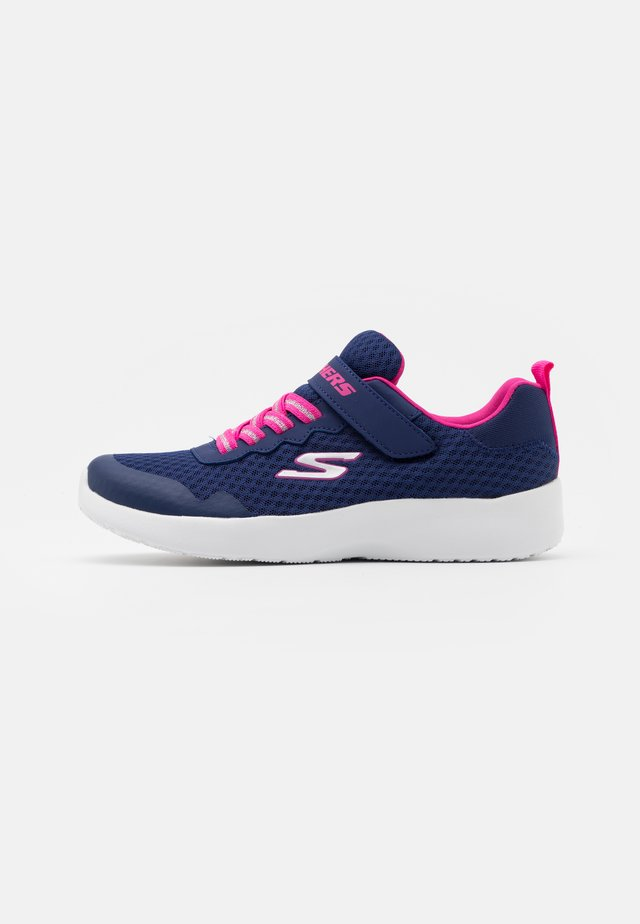 DYNAMIGHT - Sneaker low - navy/hot pink