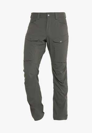 MID FJORD PANT MEN - Outdoorbroeken - beluga