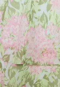 Gina Tricot - EXCLUSIVE MALVA HALTERNECK DRESS - Koktejlové šaty/ šaty na párty - pink - 5
