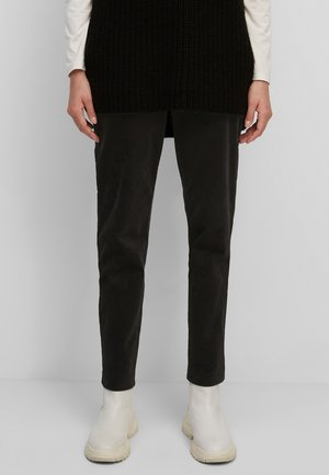TORUP  - Trousers - black