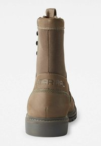 G-Star - TENDRIC - Lace-up boots - light brown - 2