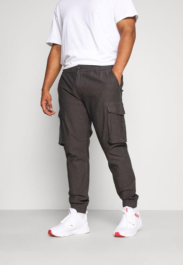 USARLO PANTS - Pantaloni cargo - grey