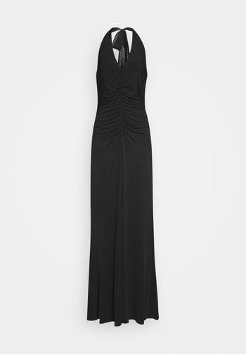 UNI - Festklänning - black
