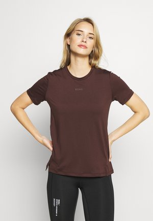 REGULAR - T-shirt print - fudge