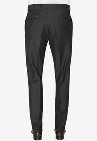 Carl Gross - STEVE - Suit trousers - grey - 1
