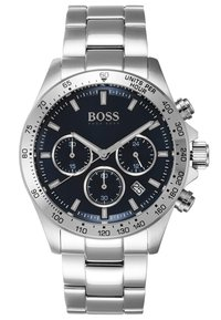 BOSS - Chronograph watch - silver-coloured/metallic blue - 0