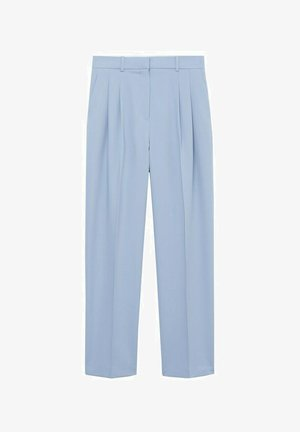 GRETA - Pantalon classique - hemelsblauw