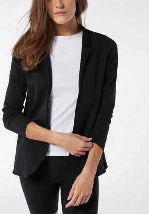 Blazere - black, anthracite, mottled black