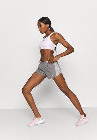 Nike Performance - ALPHA BRA - High support sports bra - regal pink/white - 1