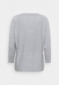 comma - Jumper - light grey melange - 1