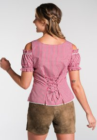 Spieth & Wensky - Blouse - red - 1