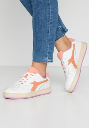 BASKET USED  - Sneakers basse - cantaloupe/pastel lavander