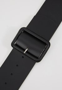 Zign - LEATHER - Waist belt - black - 4