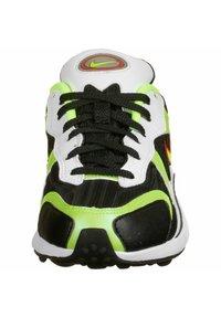 Nike Sportswear - Sneakers - black/volt-habanero red-white - 7