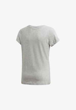ESSENTIALS LINEAR T-SHIRT - T-shirts med print - grey