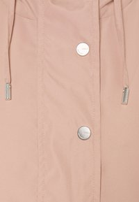 ONLY - ONLCONNIE POCKET ANORAK - Veste coupe-vent - misty rose - 5