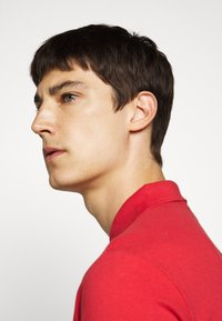Polo Ralph Lauren - SLIM FIT MESH POLO SHIRT - Polo - evening post red - 5