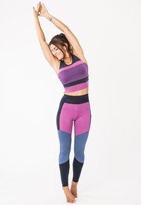 super.natural - Sports bra - violet - 1