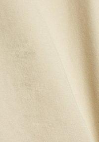 Esprit Collection - FASHION - Tracksuit bottoms - beige - 1
