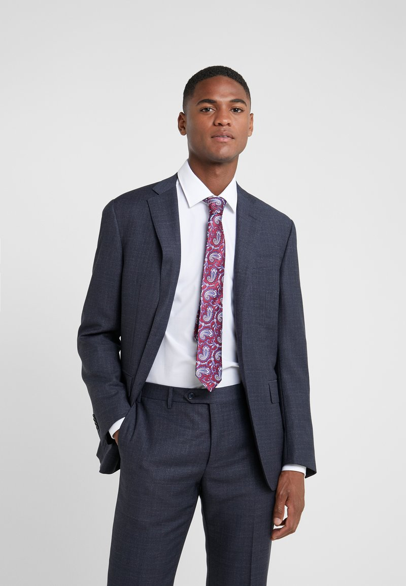Eton - Tie - red/multi-coloured