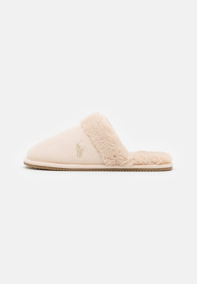SUMMIT SCUFF  - Slippers - cream