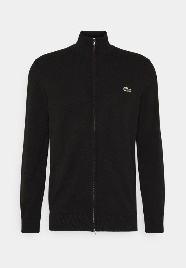 AH1957-00 - Chaqueta de punto - black