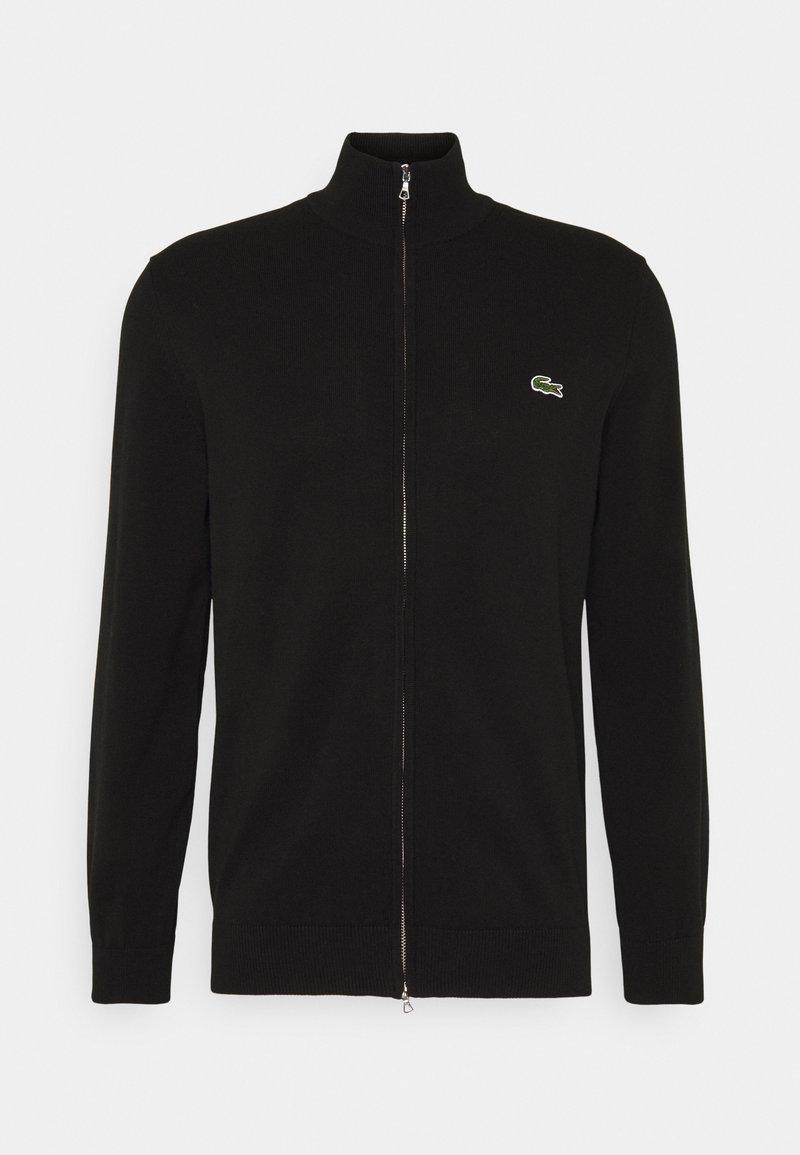 Lacoste - AH1957-00 - Cardigan - black