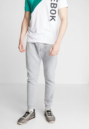 TRAINING ESSENTIALS - Tracksuit bottoms - grey