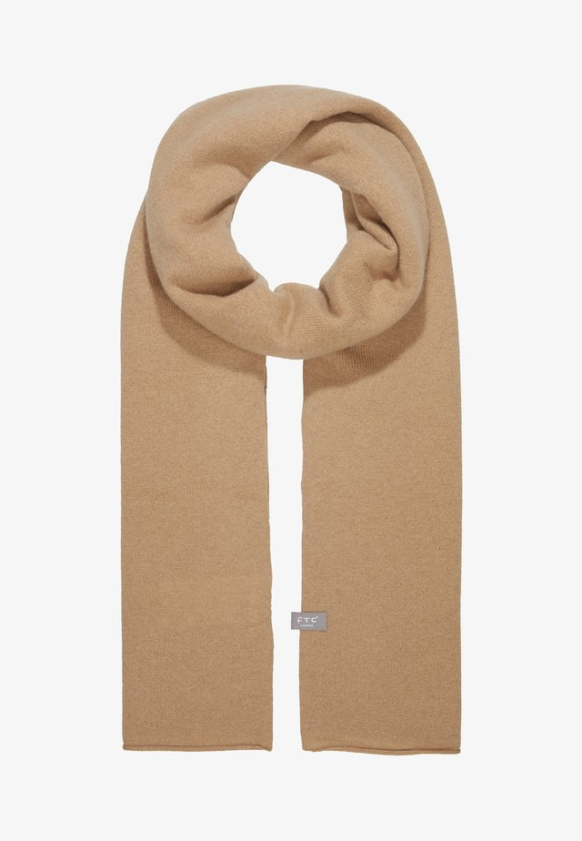 CLASSIC SCARF - Sjaal - camel