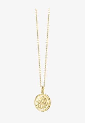 KAMON NECKLACE 22K GOLD PLATED - Ketting - gold