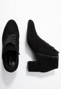 Brenda Zaro - LAOSPAT - Ankle boots - black - 3