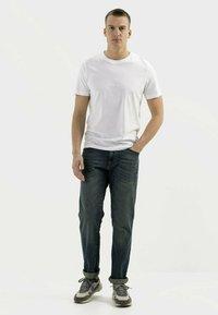 camel active - Basic T-shirt - broke white - 1