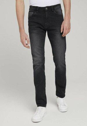 JOSH - Slim fit jeans - clean dark stone grey denim