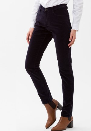 STYLE MARY - Trousers - navy