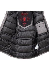 Navahoo - LAURA - Winter jacket - hellgrau - 3