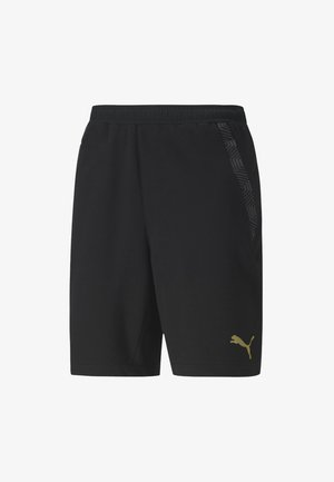 Urheilushortsit - black